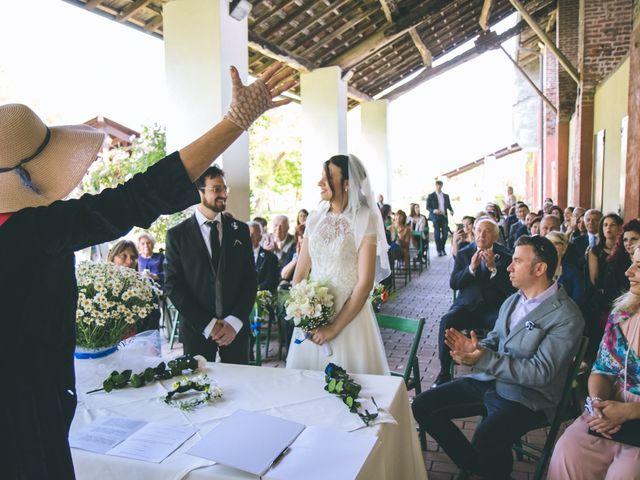 Il matrimonio di Dario e Alessandra a Ozzero, Milano 66