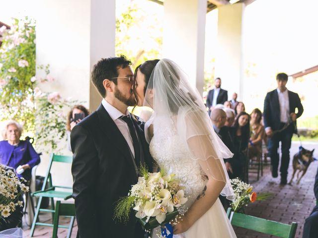 Il matrimonio di Dario e Alessandra a Ozzero, Milano 67