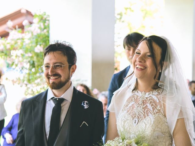 Il matrimonio di Dario e Alessandra a Ozzero, Milano 70