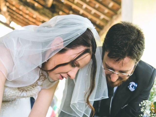Il matrimonio di Dario e Alessandra a Ozzero, Milano 73