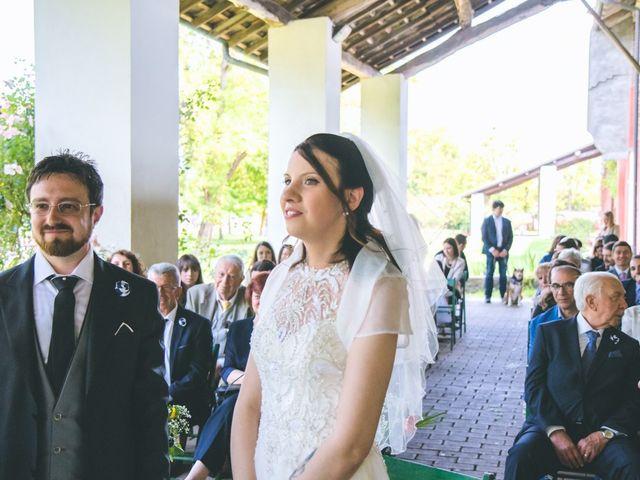 Il matrimonio di Dario e Alessandra a Ozzero, Milano 84