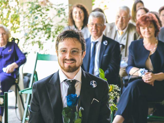 Il matrimonio di Dario e Alessandra a Ozzero, Milano 89