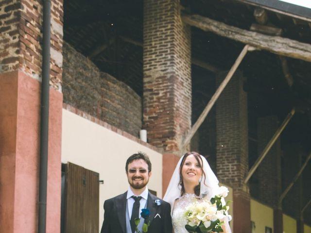 Il matrimonio di Dario e Alessandra a Ozzero, Milano 97