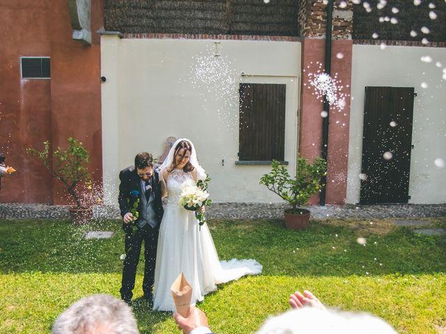 Il matrimonio di Dario e Alessandra a Ozzero, Milano 101
