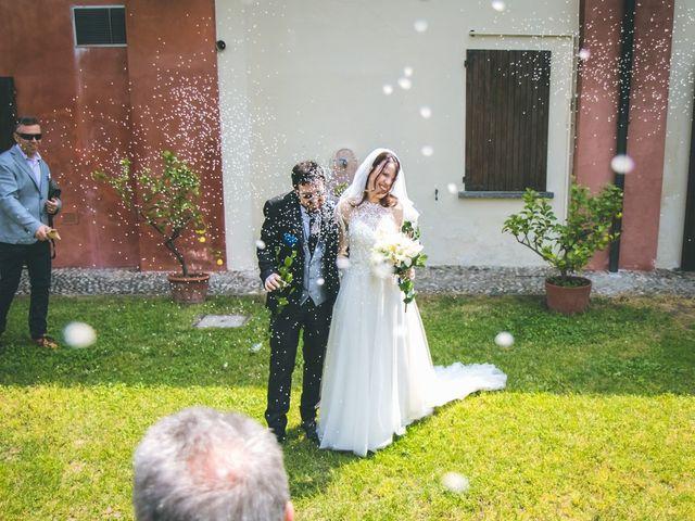 Il matrimonio di Dario e Alessandra a Ozzero, Milano 102