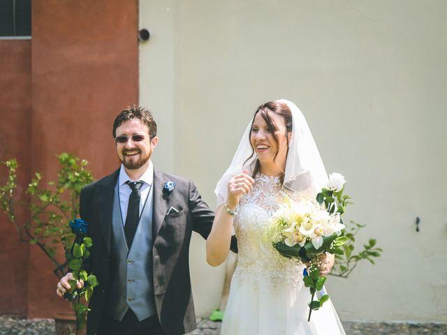 Il matrimonio di Dario e Alessandra a Ozzero, Milano 103