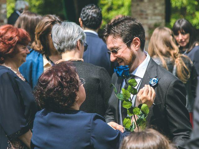 Il matrimonio di Dario e Alessandra a Ozzero, Milano 105