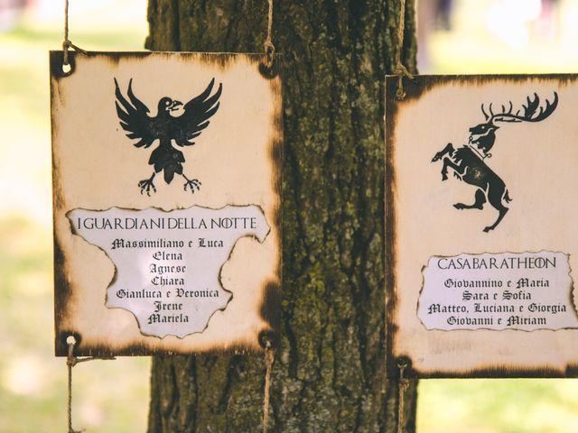 Il matrimonio di Dario e Alessandra a Ozzero, Milano 112
