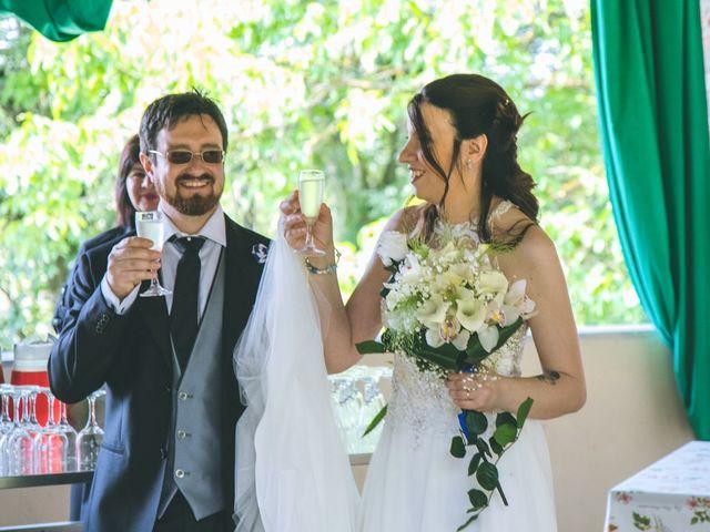 Il matrimonio di Dario e Alessandra a Ozzero, Milano 118