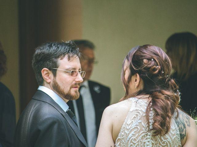 Il matrimonio di Dario e Alessandra a Ozzero, Milano 122