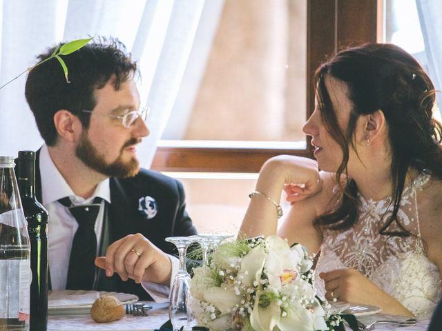 Il matrimonio di Dario e Alessandra a Ozzero, Milano 125