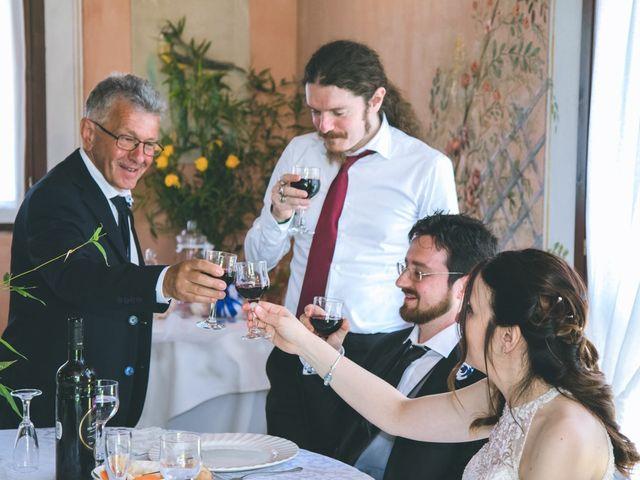 Il matrimonio di Dario e Alessandra a Ozzero, Milano 130