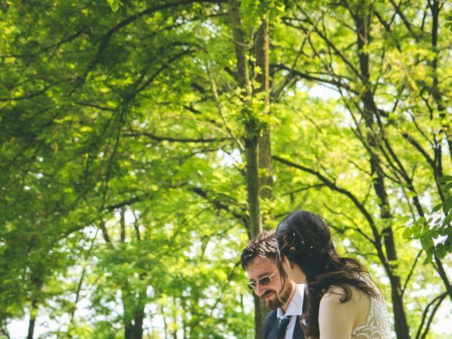 Il matrimonio di Dario e Alessandra a Ozzero, Milano 134