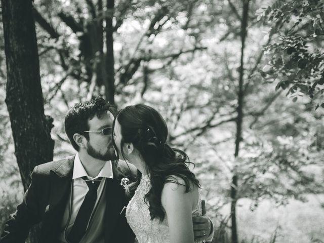 Il matrimonio di Dario e Alessandra a Ozzero, Milano 136