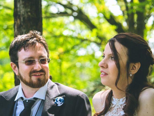 Il matrimonio di Dario e Alessandra a Ozzero, Milano 137