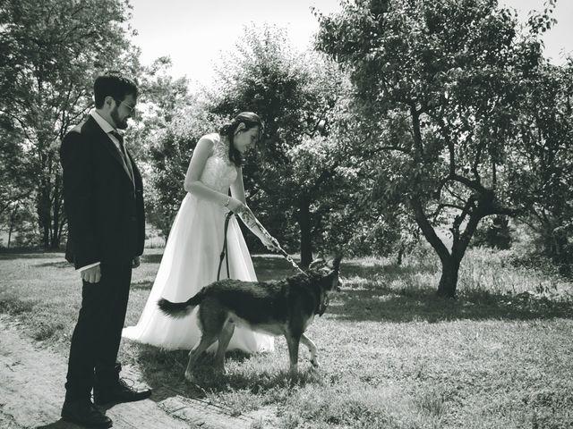 Il matrimonio di Dario e Alessandra a Ozzero, Milano 140