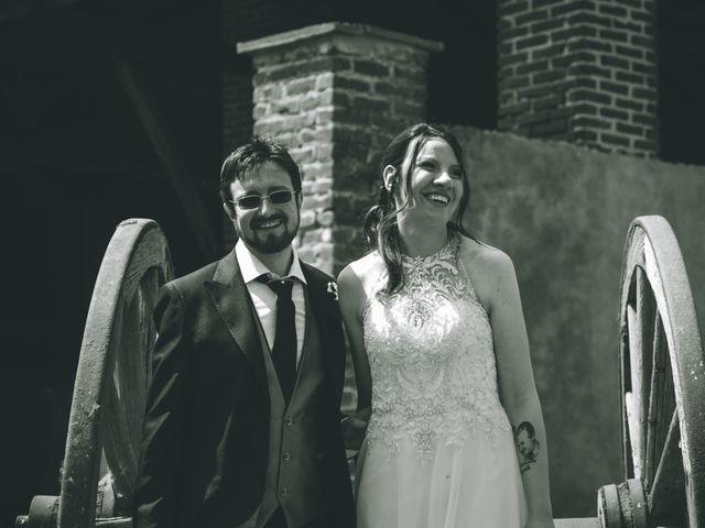 Il matrimonio di Dario e Alessandra a Ozzero, Milano 152