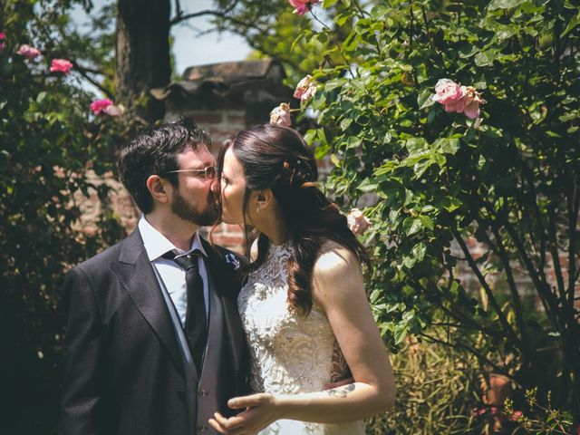 Il matrimonio di Dario e Alessandra a Ozzero, Milano 155