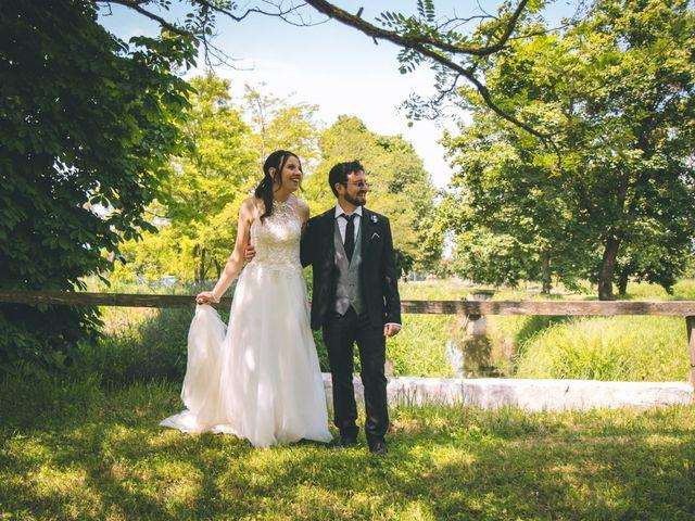 Il matrimonio di Dario e Alessandra a Ozzero, Milano 156