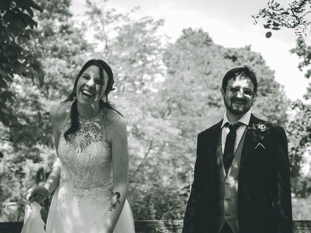 Il matrimonio di Dario e Alessandra a Ozzero, Milano 157