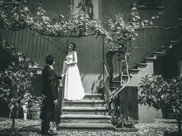 Il matrimonio di Dario e Alessandra a Ozzero, Milano 159