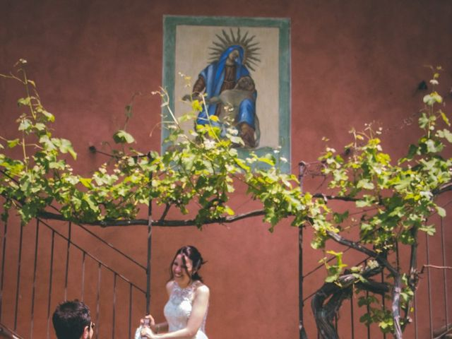 Il matrimonio di Dario e Alessandra a Ozzero, Milano 160