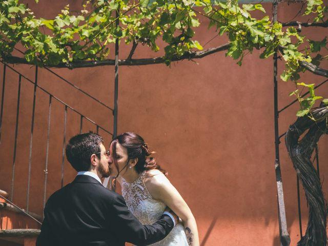Il matrimonio di Dario e Alessandra a Ozzero, Milano 162