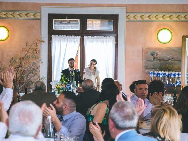 Il matrimonio di Dario e Alessandra a Ozzero, Milano 164