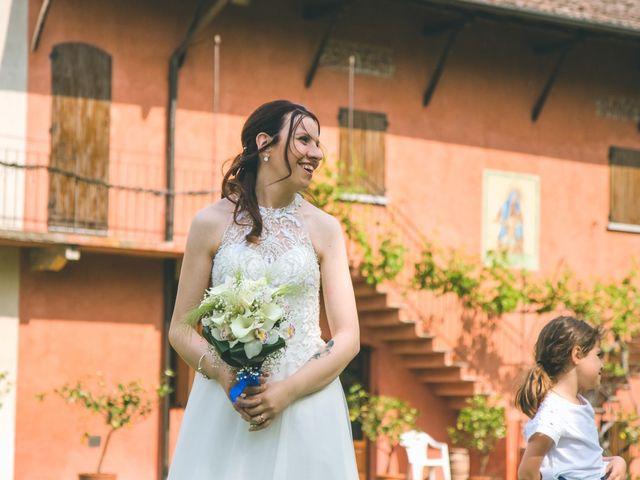 Il matrimonio di Dario e Alessandra a Ozzero, Milano 167