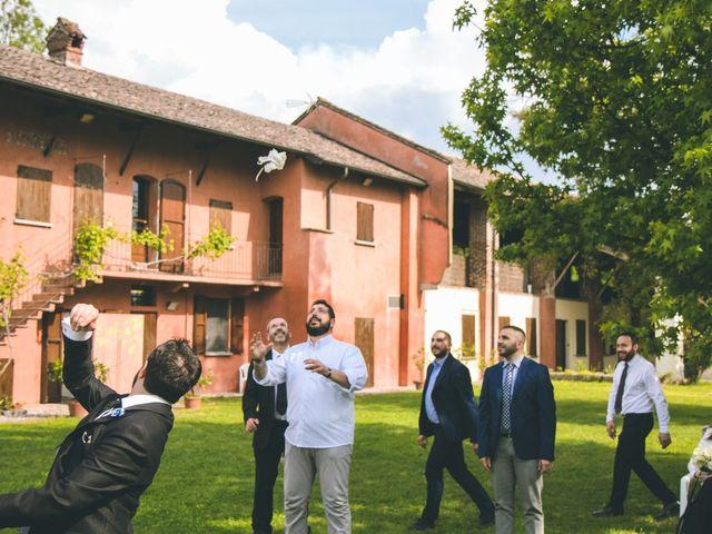 Il matrimonio di Dario e Alessandra a Ozzero, Milano 172