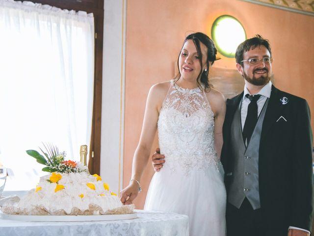 Il matrimonio di Dario e Alessandra a Ozzero, Milano 176