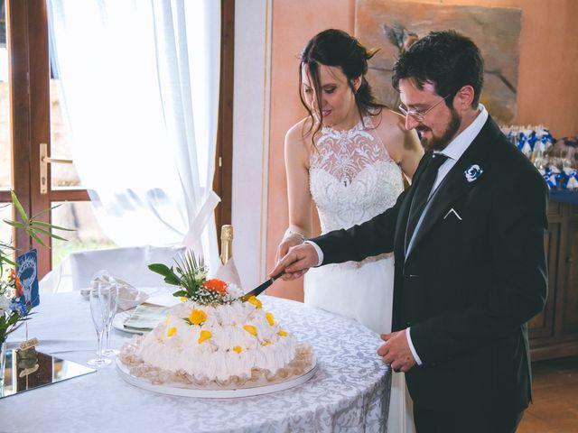 Il matrimonio di Dario e Alessandra a Ozzero, Milano 177