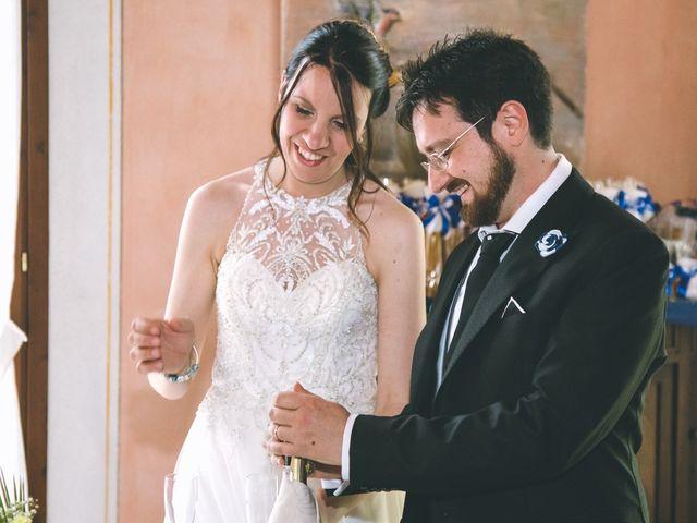 Il matrimonio di Dario e Alessandra a Ozzero, Milano 179
