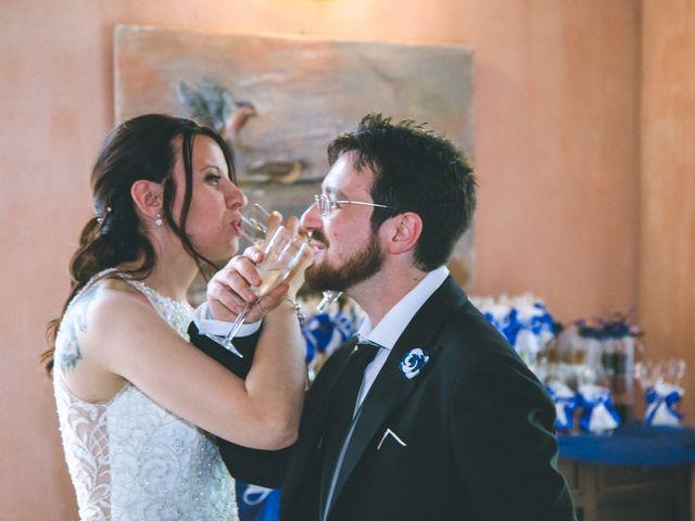 Il matrimonio di Dario e Alessandra a Ozzero, Milano 181