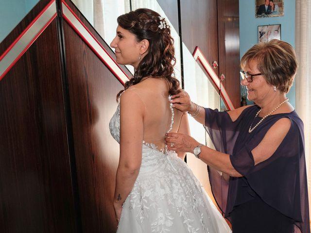 Il matrimonio di Mirko e Sara a Boltiere, Bergamo 3
