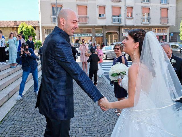 Il matrimonio di Mirko e Sara a Boltiere, Bergamo 8