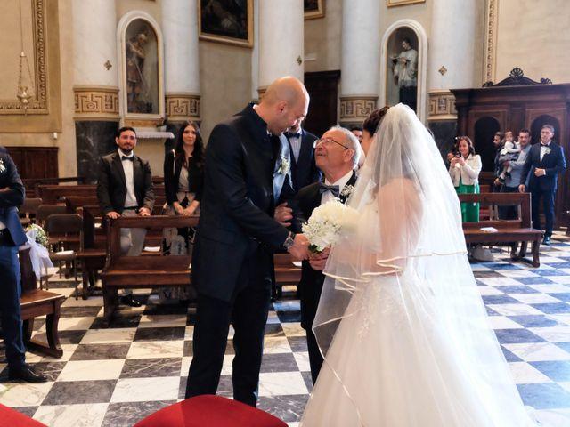 Il matrimonio di Mirko e Sara a Boltiere, Bergamo 9