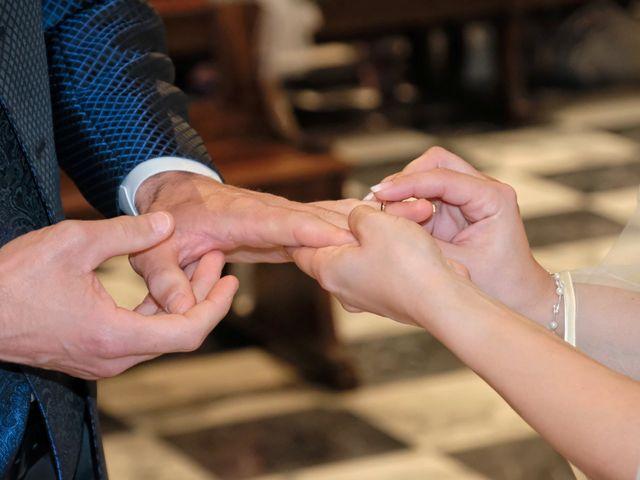 Il matrimonio di Mirko e Sara a Boltiere, Bergamo 11