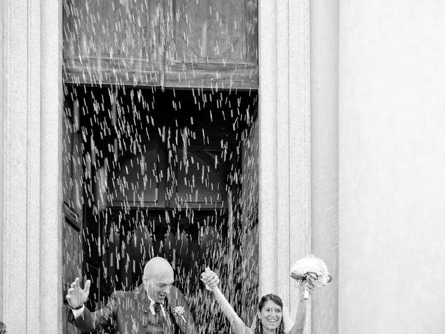 Il matrimonio di Mirko e Sara a Boltiere, Bergamo 12