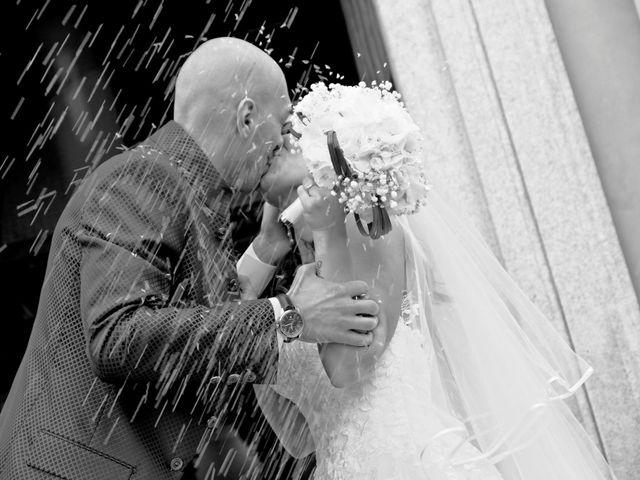 Il matrimonio di Mirko e Sara a Boltiere, Bergamo 13