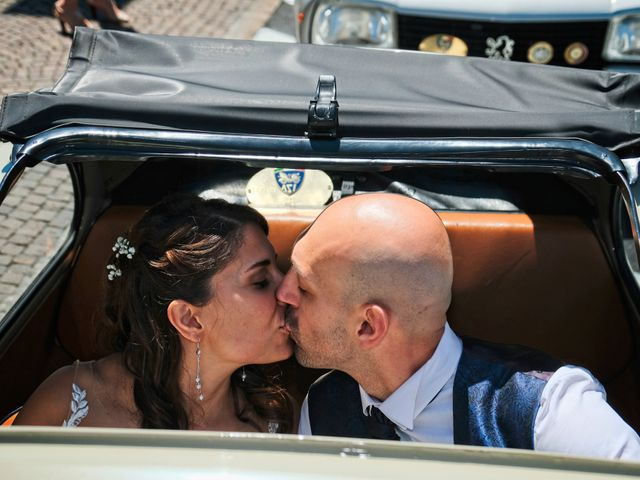 Il matrimonio di Mirko e Sara a Boltiere, Bergamo 15