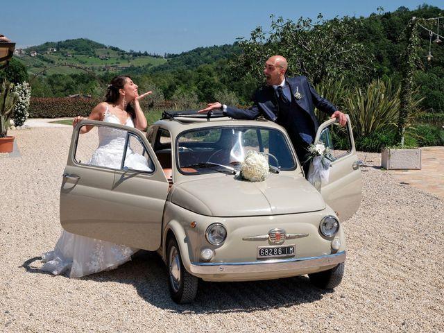 Il matrimonio di Mirko e Sara a Boltiere, Bergamo 17