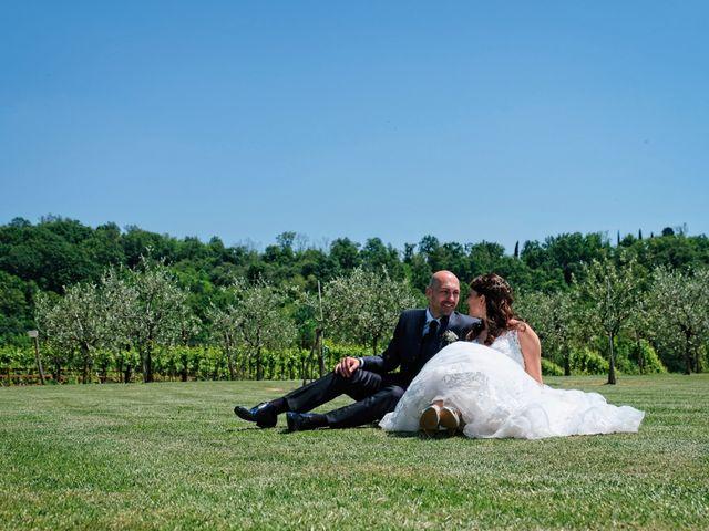 Il matrimonio di Mirko e Sara a Boltiere, Bergamo 20