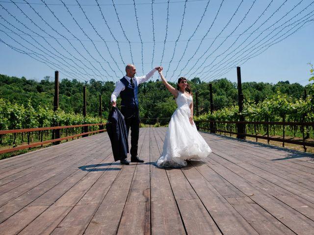 Il matrimonio di Mirko e Sara a Boltiere, Bergamo 1