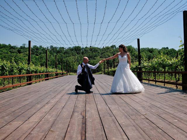 Il matrimonio di Mirko e Sara a Boltiere, Bergamo 21