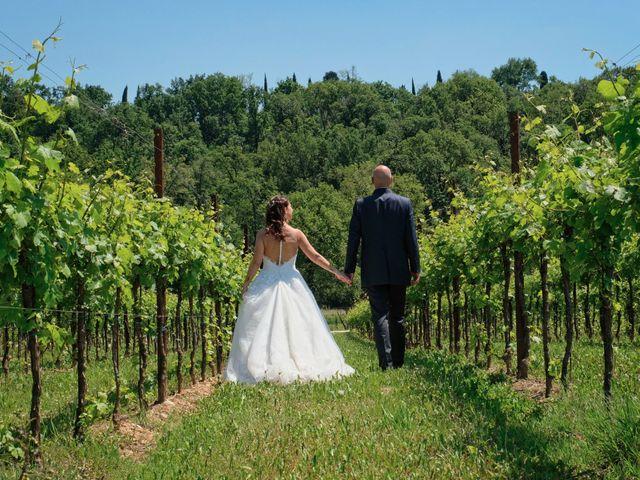 Il matrimonio di Mirko e Sara a Boltiere, Bergamo 22