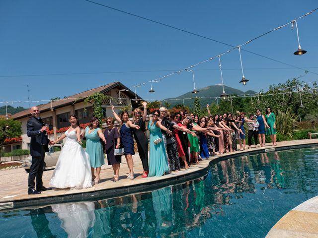 Il matrimonio di Mirko e Sara a Boltiere, Bergamo 29