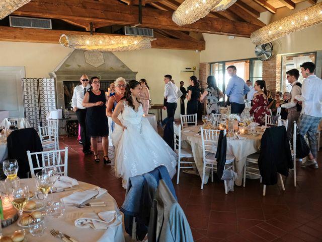 Il matrimonio di Mirko e Sara a Boltiere, Bergamo 27