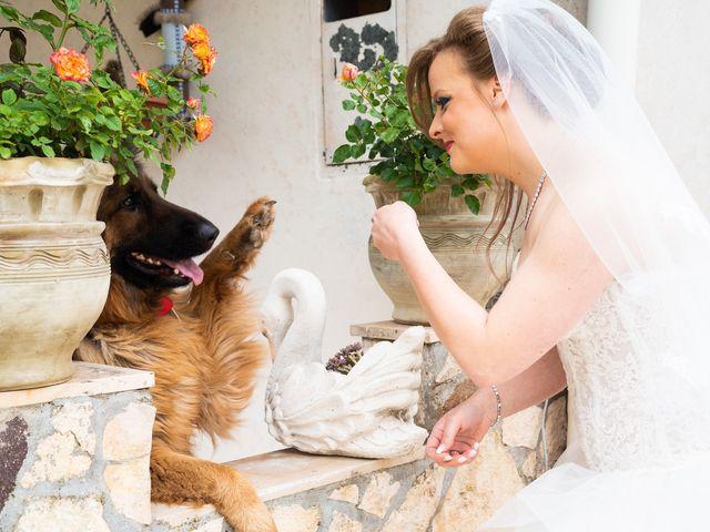 Il matrimonio di Emiliano e Jessica a Anagni, Frosinone 10