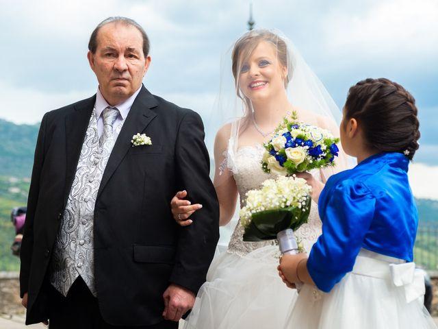 Il matrimonio di Emiliano e Jessica a Anagni, Frosinone 13